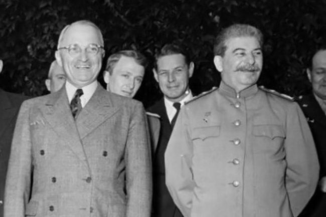 Гарри Трумэн: Как президент США планировал покончить с коммунизмом