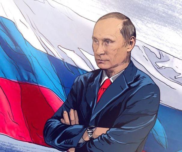 Владимир Путин перерос