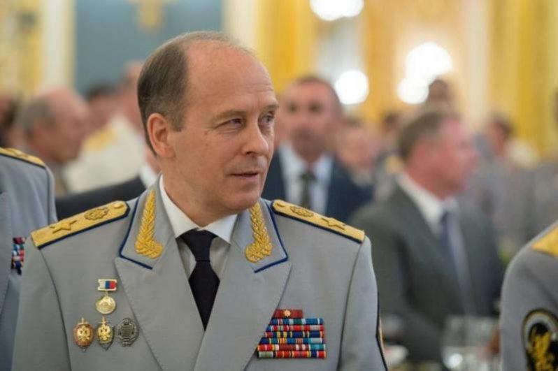 Директор ФСБ Бортников