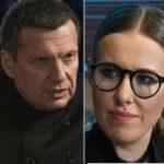 Соловьев сравнил российских футболистов с Собчак