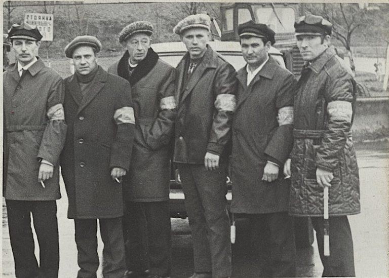 тунеядцами в СССР