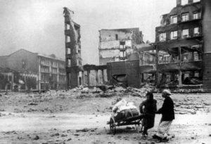 Население Сталинграда