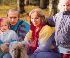 Владимир Путин личная жизнь