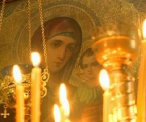 Как ставить свечи в церкви