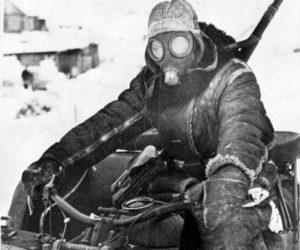 Химическое оружие на Второй Мировой - почему его почти не использовали