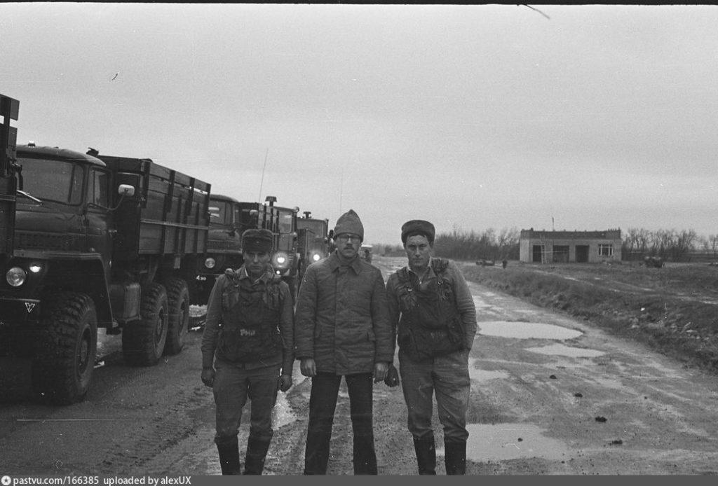 Про дедовщину в Советской армии