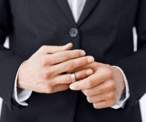 женатым мужчиной