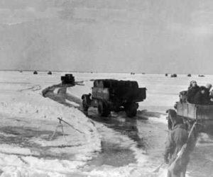 ленинград во время блокады