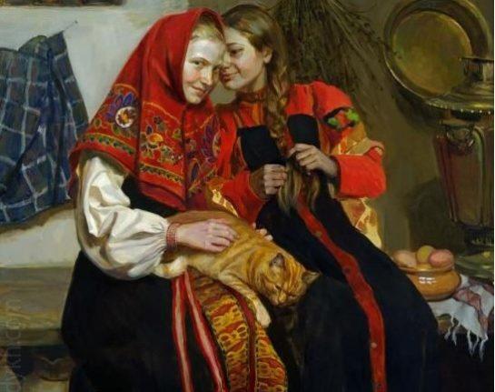 Свахи на Руси: как они обманывали женихов