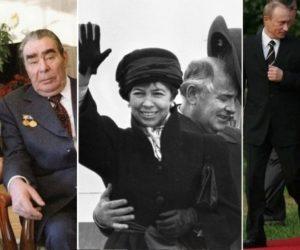 Первые леди СССР и России - как они одевались