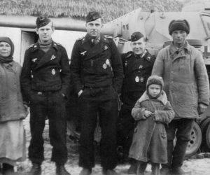Гитлеровцы в СССР
