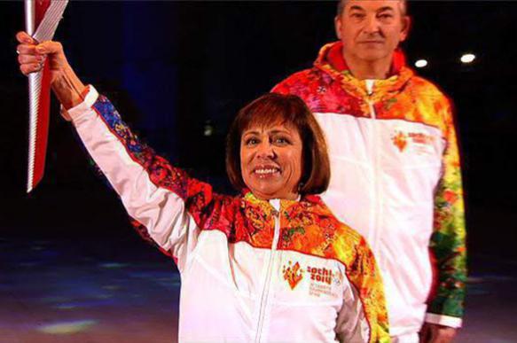 Ирина Роднина об Олимпиаде