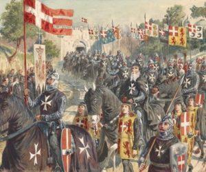 Крестовые походы: самые интересные и шокирующие факты