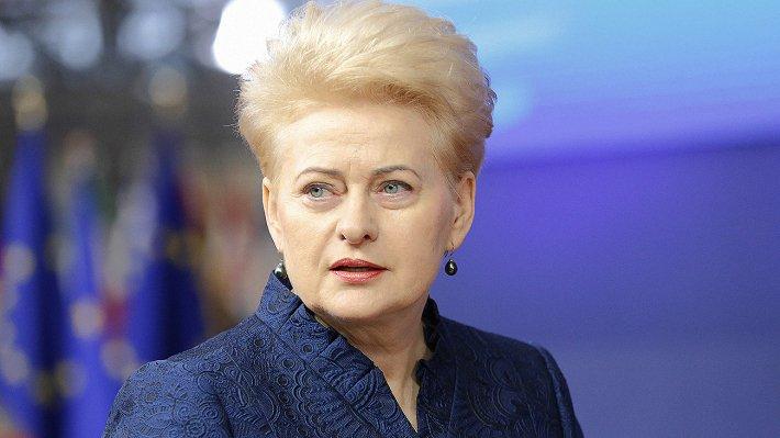 Литва решилась