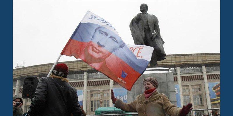 Россия уже не Советский Союз
