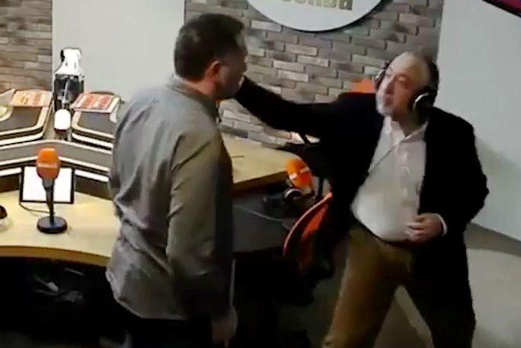 Сванидзе и Шевченко подрались
