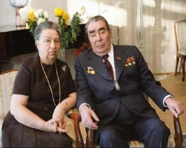 внучка Брежнева
