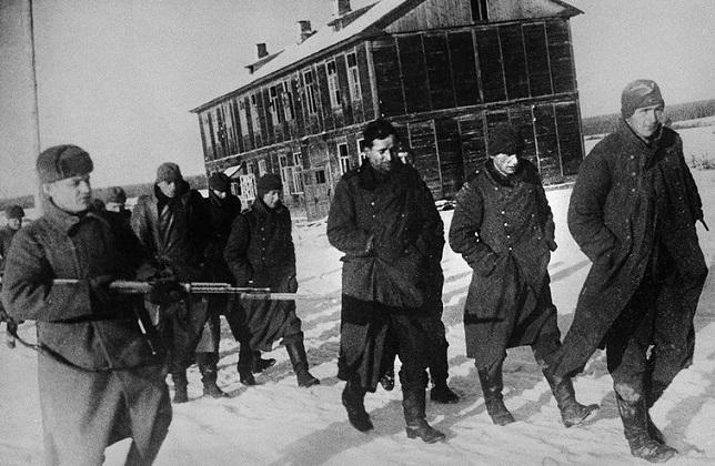 как выживали «фрицы» в советском плену