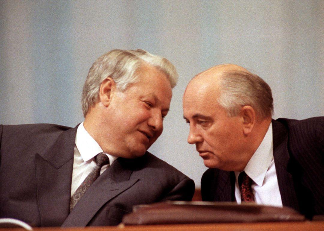 преступлений Горбачева и его окружения