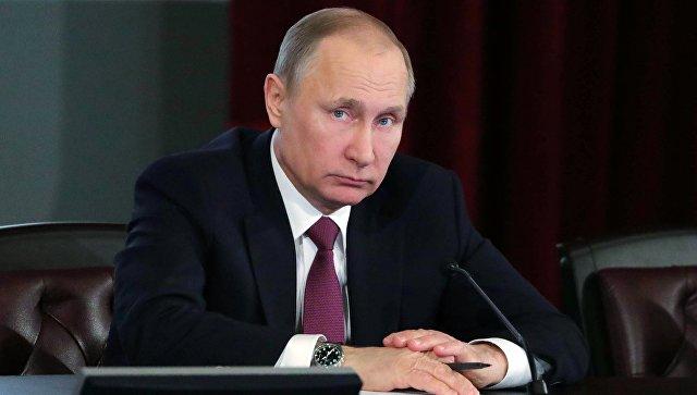 свой Путин