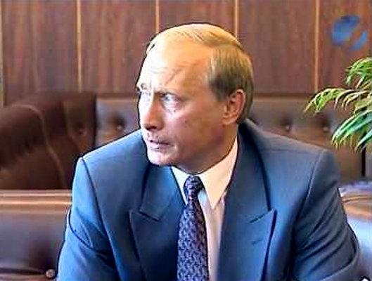 сказанного Владимиром Путиным