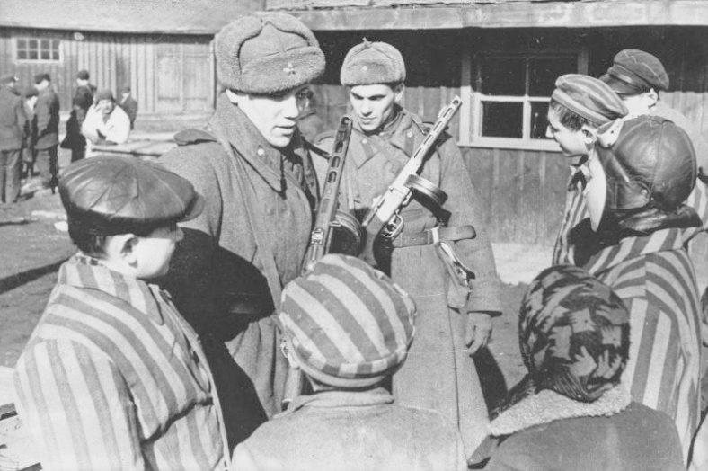 советские войска освободили