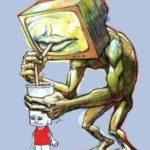 Телевизоры в жизни людей: Что мы смотрим по тв и как это нас характеризует