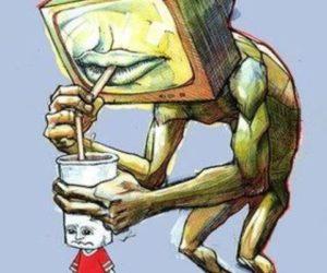Что мы смотрим по тв и как это нас характеризует. Телевизор в жизни человека