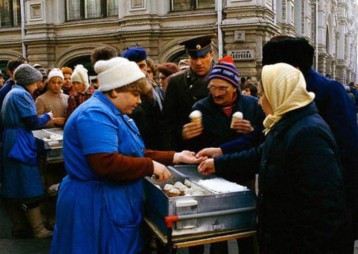 Советская торговля (фото). Без прикрас — вот как это было в СССР