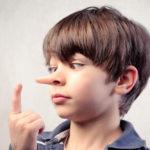 Ребенок врет — что делать? Почему дети обманывают