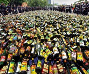 Самая пьющая страна в мире 2017