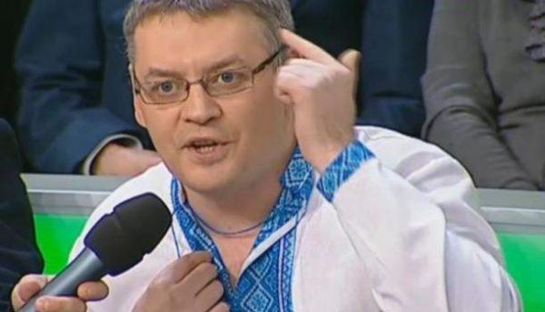 в эфире Норкина украинский эксперт