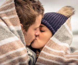заразиться через поцелуй