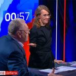 Владимир Соловьев прокомментировал инцидент с Жириновским и Собчак