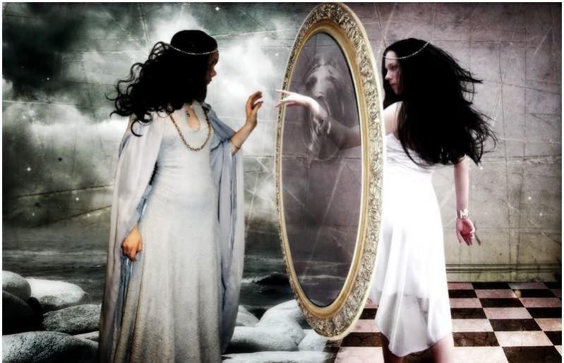 какие слова нельзя говорить перед зеркалом