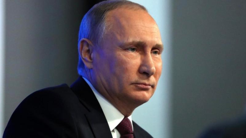 популярности Путина