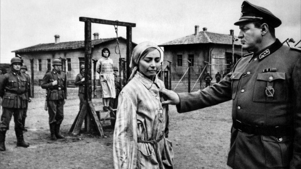 женщины в плену