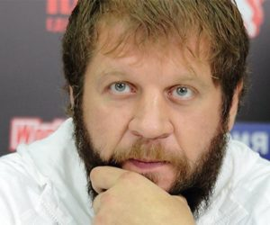 Александр Емельяненко. Биография спортсмена, личная жизнь, карьера, фото