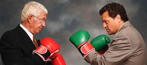 Как победить в споре