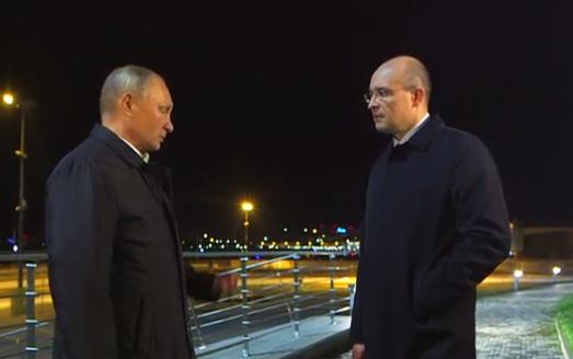 Путин. Документальный фильм Андрея Кондрашова