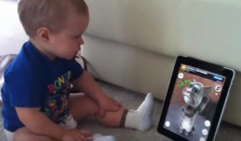 Развивающие видео для детей оказались бесполезными