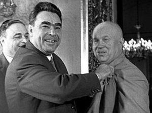 Брежнев мог посадить Никиту Хрущева