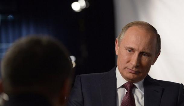 Владимир Путин о деле Скрипаля