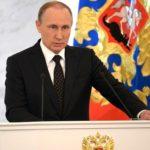 Владимир Путин «уволил» американскую систему противоракетной обороны
