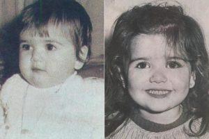 Наталья Орейро фото в детстве