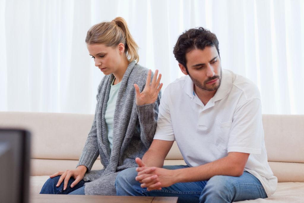 Наладить отношения с женой
