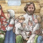 Русские фамилии: Почему одни заканчиваются на «-ин», а другие – на «-ов»?