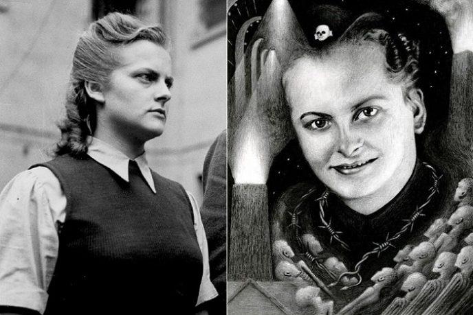 Ирма Грезе — дьявол из Аушвица: Как она замучила в концлагере тысячи людей