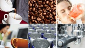 Напитки и продукты с кофеином