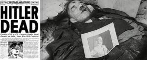 Смерть Адольфа Гитлера